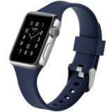 Новые мягкие спорта силиконовый ремешок для просмотра Apple Смотрите Band оптовая торговля