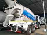 Sinotruk HOWO 6X4 Euro2 12 Cbm de Vrachtwagen van de Concrete Mixer