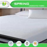 Todos los tamaños 100% impermeable transpirable poli protector de colchón