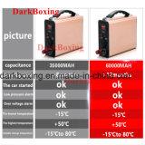 Batería estupenda de la potencia de la lámpara de la luz Emergency del cargador con la alta capacidad 35000/60000mAh