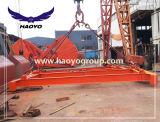 La Chine 20 pieds 40 pieds de fournisseur de l'éparpilleur de conteneur semi-automatique
