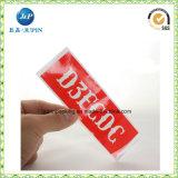 Mejor barata la pegatina de vinilo autoadhesivo de la impresión (JP-S108)