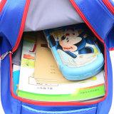 Выдвиженческий мешок школы Backpack шаржа для малышей
