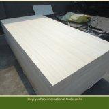 18 mm ausgeführte Pappel-Furnier-Blattgesichts-Handelsfurnierholz für Bodenbelag