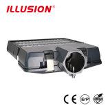 Luzes de rua do diodo emissor de luz de RoHS 100lm/W 100W do CE com excitadores de Moso