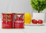 70gアフリカのための400gによって缶詰にされるトマトのりの錫