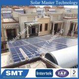 Amo solare del tetto di racking dell'aggraffatura di condizione della Sudafrica dell'acciaio inossidabile