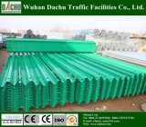 Оцинкованный зеленый W-Guardrail дальнего света