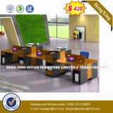 멜라민 사무용 가구 행정상 책상 컴퓨터 사무실 테이블 (HX-8NR0563)