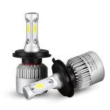 S2 bulbo do farol do diodo emissor de luz da ESPIGA do feixe do diodo emissor de luz H4 72W 8000lm Olá!-Lo auto para carros
