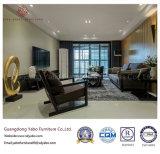 セットされる灰色の居間の家具が付いている簡単なホテルの家具(YB-C-1)