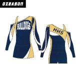Projetos quentes dos uniformes do Cheerleading da escola do desgaste feito sob encomenda barato dos esportes