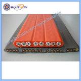 Soulevez le câble PVC Câble plat H07VVH6-F