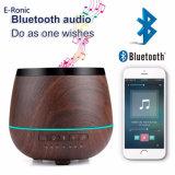 De hete Verkopende Verspreider van het Aroma van de Essentiële Olie van de Sprekers van de Muziek Bluetooth Ultrasone