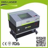 equipamento a laser de madeira 600*400mm máquina de gravação a laser da área de trabalho