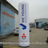câmara de ar inflável material de nylon da coluna da venda de Oxford do projeto novo de 20FT para o evento