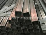 Tp316/Tp316L Edelstahl-Höhlung-Kapitel-rechteckiges Rohr