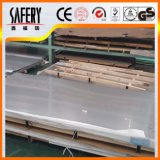 Chapas de aço 2b inoxidáveis de superfície laminadas