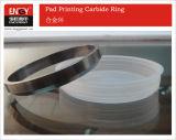 Venta de Ringfor de la taza de la tinta del sello del acero de tungsteno de la impresora de la pista de Engyprint