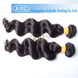 インドの大きい長さの人間の毛髪の拡張