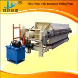 Aktualisiertes automatisches Reinigungs-Platten-und Rahmen-Filterpresse-Klärschlamm-entwässerngerät