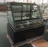Витрина торта дуги стеклянные/холодильник конструкции индикации печенья (RY870A-M2)