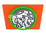 Fun Children Play Panel Waze Optical Spinner