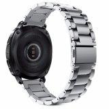 SamsungギヤスポーツのためのStainleseの鋼鉄20mmバンド置換ストラップ