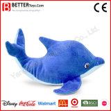 Dolfijn van het Stuk speelgoed van het Water van de Pluche van de douane de Stuk speelgoed Gevulde Dierlijke Zachte voor Jonge geitjes/Kinderen