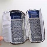 Изолированный мешок дамской сумочке портативный 10016 охладителя