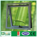 Pnoc081006ls haut Hung Fenêtre avec châssis en métal
