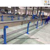 Silikon-Gel-Kabel-Strangpresßling-Zeile Kabel-Draht-Extruder-Maschine