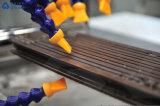 Le WPC en PVC/bois composite en plastique Profil du Conseil de l'Extrusion/Ligne de Production