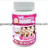 노화 방지 30 Softgels를 희게하는 백색 Gluta 최고 1500000 Mg v 모양 마스크