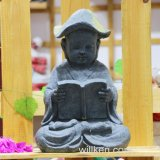 赤ん坊の仏のカスタムハンドメイドの宗教かわいい彫像