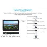 2017 새로운 HD 한세트 7 인치 Ahd LCD 모니터 DVR