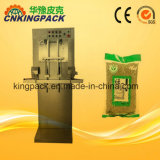 Vertikaler Typ Nahrungsmittelvakuumverpackungsmaschine