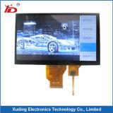 Tipo gráfico monocromo positivo LCD de la visualización del diente 128*64 de FSTN
