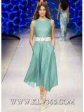 Лета способа женщин Китая платье вечера партии оптового длиннее