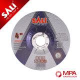 """Sali 4"""" Esmeris de polimento de Aço Inoxidável Disco para trituração flexível"""