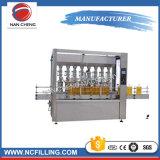 Machine de remplissage en plastique d'huile d'huile végétale/nourriture de bouteille/matériel