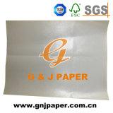 Lámina de Aluminio con Recubrimiento transparente embalaje papel plastificado