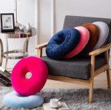 Président de la mémoire de voiture mousse ronde Donut oreiller de coussin de siège