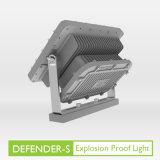 Luz a prueba de explosiones aprobada de la UL para la localización de la división I de la clase I
