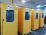 El stand de plantas de energía campanas acústicas Kiosco Teléfono