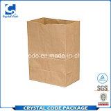 Cadeau idéal pour tout le sac d'épicerie de papier d'occasions