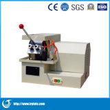 Machine de découpe de l'échantillon métallographique/Lab couper la machine
