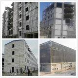 Rápido e fácil instalar o painel de parede material do sanduíche do cimento do EPS para Barém/Kuwait/Oman