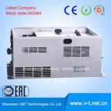 Tapa de V&T V5-H que vende 55 a la torque variable de 75kw 400V/al mecanismo impulsor ligero de la CA de la aplicación de la carga