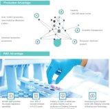 Kit d'essai bactérien approuvé de Rapid de Vaginosis Sialidase SNA de la CE